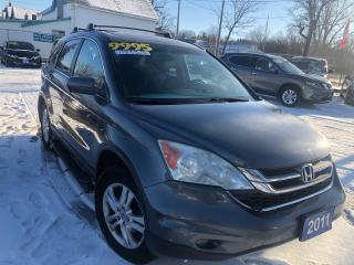 Used 2011 Honda CR-V EX for sale in St Catharines, ON