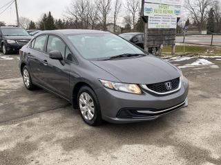 Used 2013 Honda Civic DX for sale in Komoka, ON