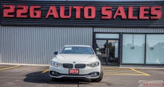 Used 2018 BMW 4 Series 430i xDrive|ACCIDENTFREE|BACKUP CAM|NAV|LEATHER| for sale in Brampton, ON