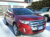 Photo of Red 2013 Ford Edge