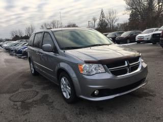 Used 2013 Dodge Grand Caravan Crew Plus for sale in London, ON