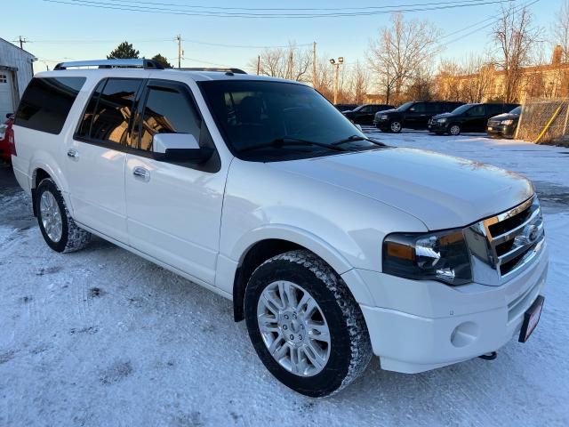 2013 Ford Expedition Limited MAX **  4X4, NAV, HTD/AC LEATH, REV CAM **