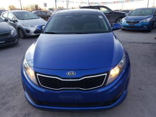 Used 2011 Kia Optima Turbo SX for sale in Gloucester, ON