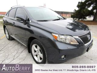 Used 2010 Lexus RX 350 AWD for sale in Woodbridge, ON