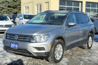 Used 2019 Volkswagen Tiguan Trendline 4Motin for sale in Brampton, ON