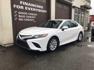 Used 2020 Toyota Camry SE for sale in Abbotsford, BC
