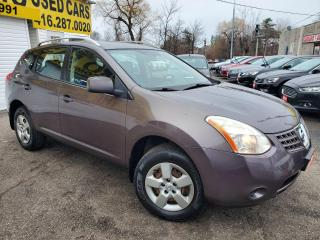 Used 2009 Nissan Rogue S/AWD/LOADED/ALLOYS/CLEAN for sale in Scarborough, ON