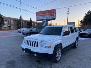 Used 2013 Jeep Patriot LIMITED for sale in Toronto, ON