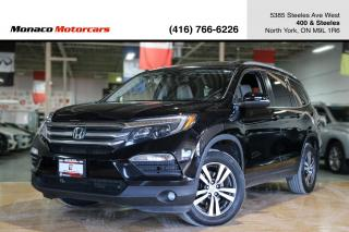 Used 2016 Honda Pilot EX-L - LEATHER|SUNROOF|NAVIGATION|BACKUP for sale in North York, ON