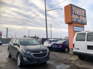 Used 2018 Chevrolet Equinox LS*ONLY 18,000KMS*APPLE CARPLAY*REMOTE START*CAM* for sale in London, ON