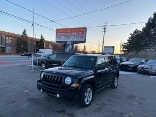 Used 2014 Jeep Patriot LIMITED for sale in Toronto, ON