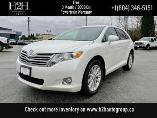 Used 2011 Toyota Venza AWD for sale in Surrey, BC