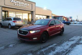 Used 2015 Ford Taurus SHO AWD for sale in Calgary, AB