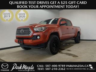 Used 2017 Toyota Tacoma TRD Sport for sale in Sherwood Park, AB
