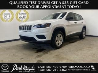 Used 2019 Jeep Cherokee Sport for sale in Sherwood Park, AB