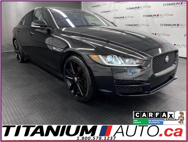 2017 Jaguar XE 35t SuperCharged 340HP+PRESTIGE+AWD+Cooled Leather