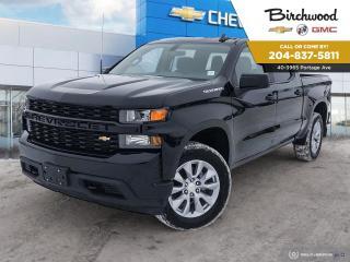 New 2021 Chevrolet Silverado 1500 for sale in Winnipeg, MB