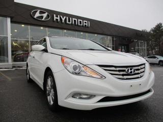 Used 2013 Hyundai Sonata LIMITED for sale in Ottawa, ON