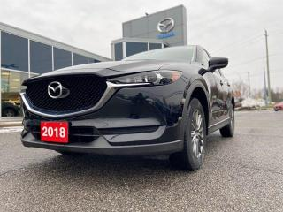 Used 2018 Mazda CX-5 GS FWD for sale in Ottawa, ON