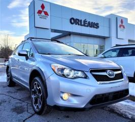 Used 2015 Subaru XV Crosstrek Touring for sale in Orléans, ON