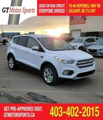 Used 2017 Ford Escape SE | $0 DOWN - EVERYONE APPROVED! for sale in Calgary, AB