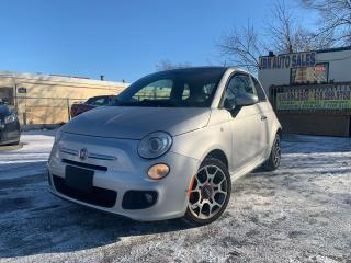 Used 2012 Fiat 500 Sport for sale in Scarborough, ON