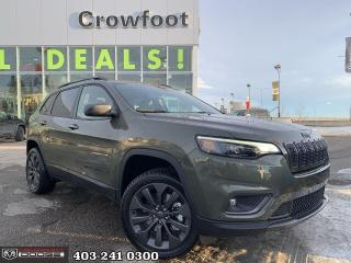 New 2021 Jeep Cherokee 80th Anniversary for sale in Calgary, AB