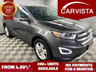 Used 2017 Ford Edge SEL AWD V6 - HEATED SEATS/REVERSE CAMERA - for sale in Winnipeg, MB