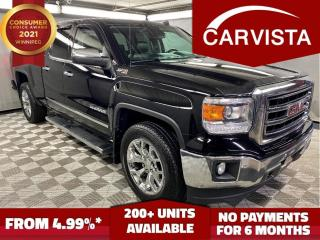 Used 2014 GMC Sierra 1500 SLT DOUBLE CAB - NO ACCIDENTS/LOADED - for sale in Winnipeg, MB
