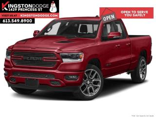 Used 2019 RAM 1500 Sport   Hemi   4X4   ONE Owner   Fully Equipped for sale in Kingston, ON