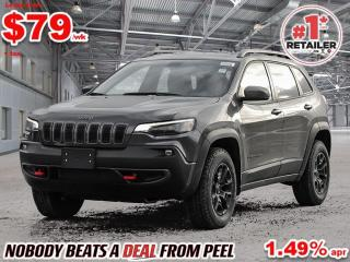 New 2021 Jeep Cherokee Trailhawk for sale in Mississauga, ON
