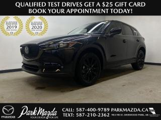 New 2021 Mazda CX-5 Kuro Edition for sale in Sherwood Park, AB