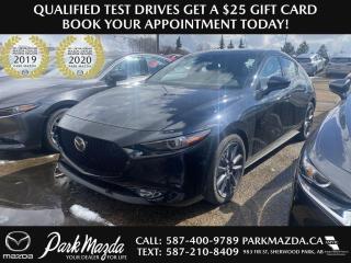 New 2021 Mazda MAZDA3 SPORT GT premium for sale in Sherwood Park, AB