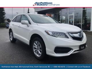Used 2018 Acura RDX Tech for sale in North Vancouver, BC