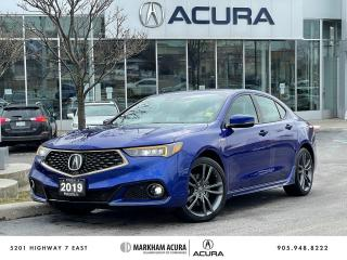 Used 2019 Acura TLX 3.5L SH-AWD w/Tech Pkg A-Spec for sale in Markham, ON
