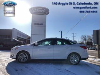 Used 2016 Ford Focus Titanium for sale in Caledonia, ON