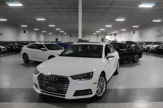 Used 2017 Audi A4 PROGRESSIV QUATTRO I NAVIGATION I SUNROOF I REAR CAM I BT for sale in Mississauga, ON