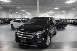 Used 2018 Ford Edge SEL NO ACCIDENTS I NAVIGATION I LEATHER I PANOROOF I R. CAM for sale in Mississauga, ON