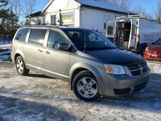 Used 2009 Dodge Grand Caravan LOW KMS 1-Owner SE Stow N Go Power Package A/C Cruise for sale in Sutton, ON
