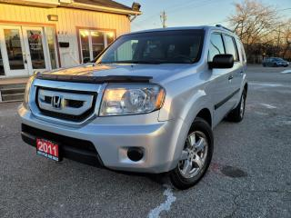 Used 2011 Honda Pilot 4WD 4DR LX for sale in Oshawa, ON