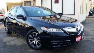 Used 2017 Acura TLX 8-Spd DCT w/Technology Package - LEATHER! NAV! BACK-UP CAM! BSM! REMOTE START! for sale in Kitchener, ON