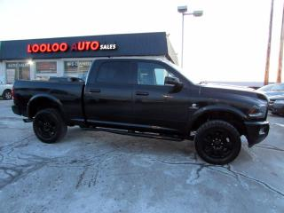 Used 2015 RAM 2500 Laramie Crew Cab 4WD CUMMINS Diesel Camera Certified for sale in Milton, ON