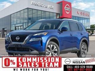 New 2021 Nissan Rogue SV PREMIUM for sale in Medicine Hat, AB