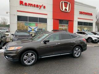 Used 2013 Honda Accord Crosstour EX-L for sale in Sydney, NS