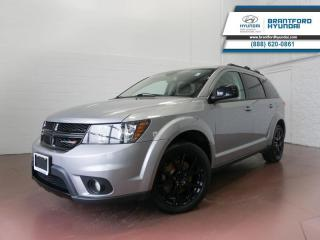 Used 2016 Dodge Journey 7 PASSENGER | LOW KM | BLUETOOTH  - $106 B/W for sale in Brantford, ON