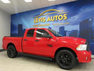 Used 2019 RAM 1500 Classic CLASSIC NIGHT EDITION TOUT EQUIPE ECRAN for sale in Lévis, QC