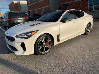 Used 2018 Kia Stinger GT for sale in Laval, QC