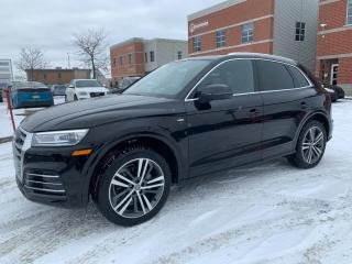 Used 2018 Audi Q5 Progressiv S-Line for sale in Laval, QC