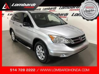 Used 2010 Honda CR-V LX|TRACTION INTEGRALE| for sale in Montréal, QC