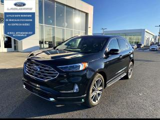 Used 2019 Ford Edge Titanium TI for sale in Victoriaville, QC